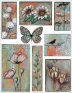 Penny Black Sticker Sheet - Promise Of Spring