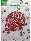 Joy Crafts Metal Embossing Stencil - Christmas Bells