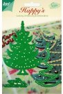 Joy Crafts Embroidery Die - Christmas Tree