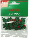 Joy Crafts Add-ies X-mas Christmas Holly