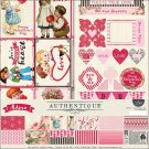 Authentique Paper 12x12 Collection Kit - Adore