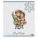 Amy Design Clear Stamps - Christmas Couple