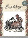 Amy Design Cling Stamps - Snow Rabbit