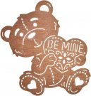 Cheery Lynn Designs Dies - Be Mine Teddy Bear