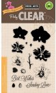 Hero Arts Clear Stamp Set - Large Orchid