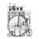 Kaisercraft Vintage Collection Clear Stamp - Love
