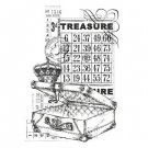 Kaisercraft Vintage Collection Clear Stamp - Treasure