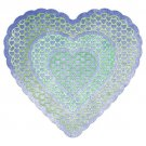 Cheery Lynn Design Dies - Heart to Heart Doily (4 dies)