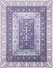 Cheery Lynn Designs Dies - Fleur De Lis Boutique Stacker A2 Frame