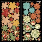 Graphic 45 - 12 Days Of Christmas Cardstock Die-Cuts (2 pack)