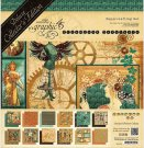 Graphic 45 Deluxe Collectors Edition Pack - Steampunk Debutante