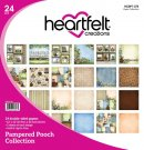 "Heartfelt Creations 12""x12"" Double-Sided Paper Pad - Pampered Pooch (24 sheets)"