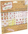 Special Delivery Pyramid Decoupage Pad (24 sheets)