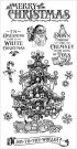 Graphic 45 - St Nicholas Cling Stamp Set #2