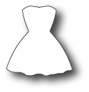 Memory Box Dies - Taylor Party Dress