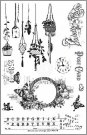 Prima Cling Stamp Set - Rossibelle