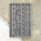 Prima Iron Orchid Designs Vintage Art Decor Mould - Moulding 1
