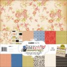 "Kaisercraft - 12"" x 12"" Miss Match Paper Pad (13 sheets)"