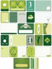 Project Life Themed Cards - Golf (40 pack)