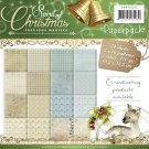 "Precious Marieke 6""x6"" Paperpack - Spirit of Christmas (24 sheets)"