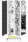 Carabelle Studio Cling Stamp - Washi Tape