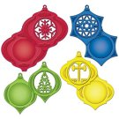 Spellbinders Shapeabilities - Mix-N-Match Ornaments (8 dies)