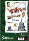 A Little Bit Festive Stamp Set - City Christmas by Sheena Douglas