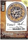Sheena Douglass Perfect Partner Time Traveller A6 Unmounted Rubber Stamp - Make Time