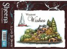 A Little Bit Sketchy Stamp Set - The Boat House by Sheena Douglass