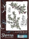 A Little Bit Sketchy Stamp Set - Seasons Branches by Sheena Douglass