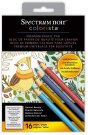 "Spectrum Noir Colorista 5""x7"" Pencil Pad - Natural Beauty"