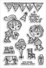 Stampendous Perfectly Clear Stamp Set - Kiddo Birthday