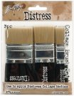 Tim Holtz Distress Collage Brush Assortment (3 brushes)