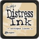 Tim Holtz Distress Mini Ink Pad - Antique Linen