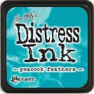 Tim Holtz Distress Mini Ink Pad - Peacock Feathers