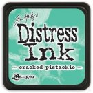 Tim Holtz Distress Mini Ink Pad - Cracked Pistachio