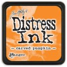 Tim Holtz Distress Mini Ink Pad - Carved Pumpkin
