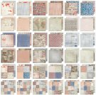 "Tim Holtz Idea-Ology 12""x12"" double-sided Paper Stash - Correspondence (36 sheets)"