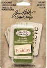 Tim Holtz Idea-Ology Double-Sided Flashcards - Holiday (72 pack)