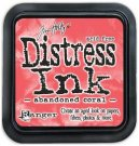 Tim Holtz - Abandoned Coral Distress Ink Pad