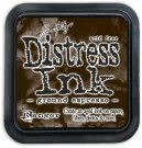 Tim Holtz - Ground Espresso Distress Ink Pad