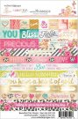Websters Pages Beautiful Chic Stickers - Words