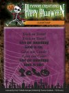 Yvonne Creations Clear Stamp Set - Happy Halloween