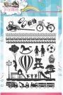 Yvonne Creations Clear Stamp Set - Tots and Toddlers