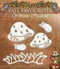 Yvonne Creations Dies - Fall Favourites Toadstool