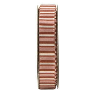 Anitas 1.5m RIBBON - STRIPES - COPPER