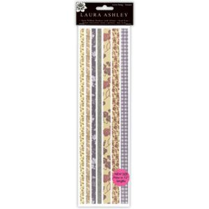 Laura Ashley Love Song Adhesive Ribbons - Sonnet