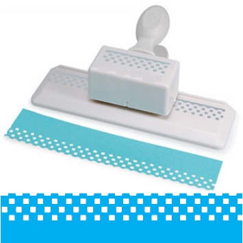 Martha Stewart Edge punch checker board