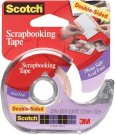 Scotch Scrapbooking Tape Double-Sided