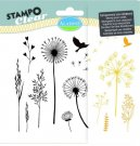 Stampo Clear Clearstamp Set - Gramines
